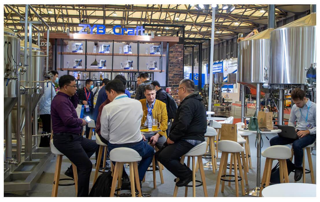 ZYB Craft— CBB2020精酿啤酒设备展会