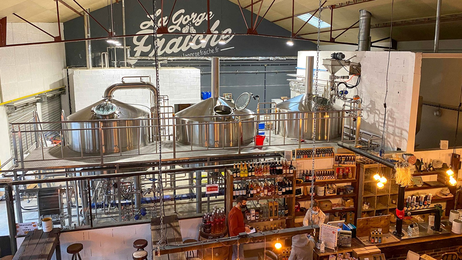 30HL Turnkey Brewery Project In France