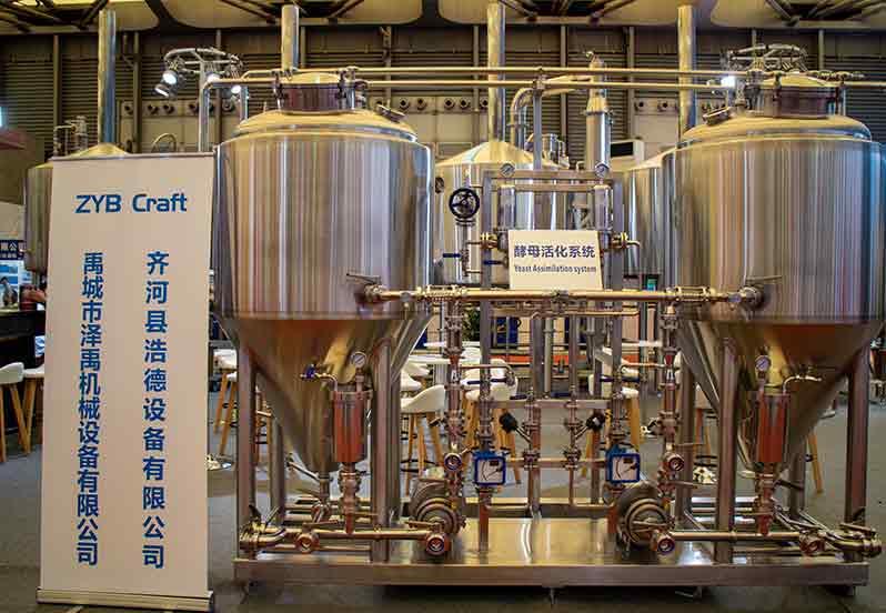 新型酵母活化增殖系统,更好控制精酿啤酒质量